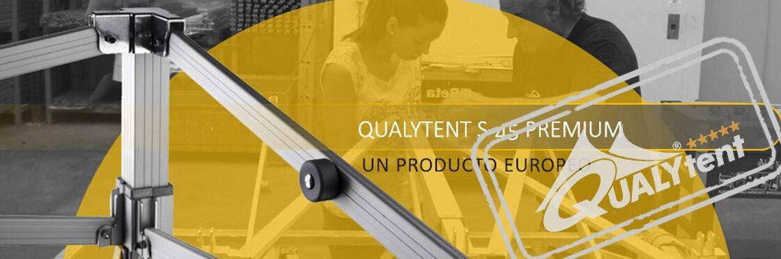 Fabricantes europeus de tendas dobráveis
