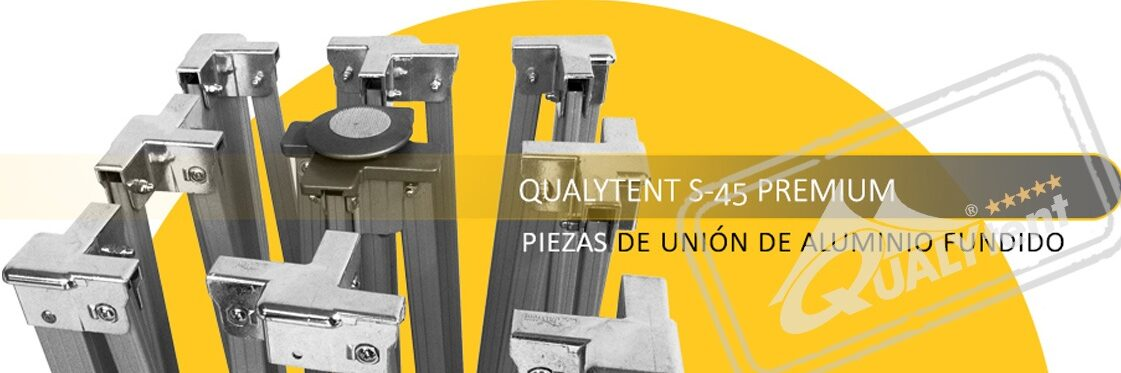 Fabricantes europeus de tendas dobráveis Premium Qualytent