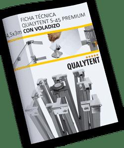QT S-45 PREMIUM 4,5x3 con pala