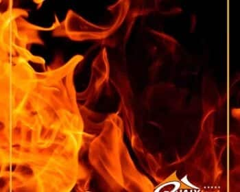 Tendas dobráveis resistentes ao fogo