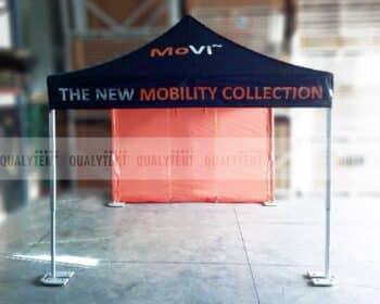 Tenda personalizada para Movi de 3x3m Premium