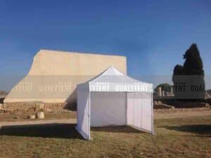 Tendas dobráveis para exterior de 3x3m