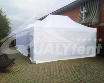 Tendas dobráveis 6x4m Qualytent, tendas para festas e eventos