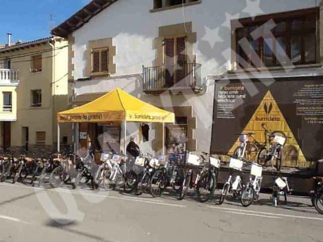 Tendas de cor amarela de 3x3m para empresas