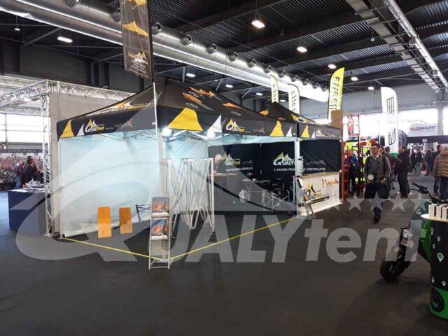 Impressão digital de tendas robustas de qualidade